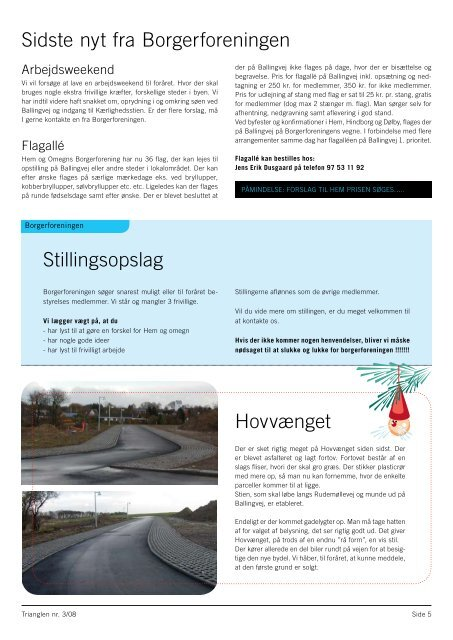 TRIANGLEN | NYT - Hem, Hindborg og Dølby
