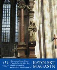 Km 11 2010 - Katolskt Magasin