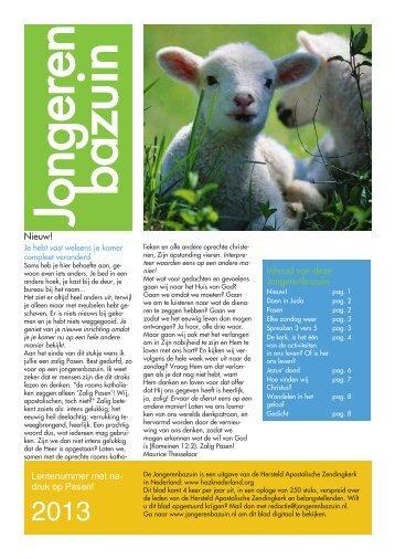 spreuken over het voorjaar Jongerenbazuin Magazines spreuken over het voorjaar