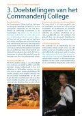 Schoolgids 2011-2012 - Commanderij College - Page 7
