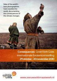 Consequences Grote Kerk Goes internationale ... - GroenLinks Goes