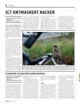 Nog meer collega's moeten uit de auto - Wageningen UR - Page 6