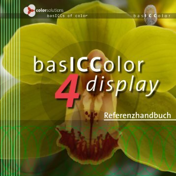 basiccolor display