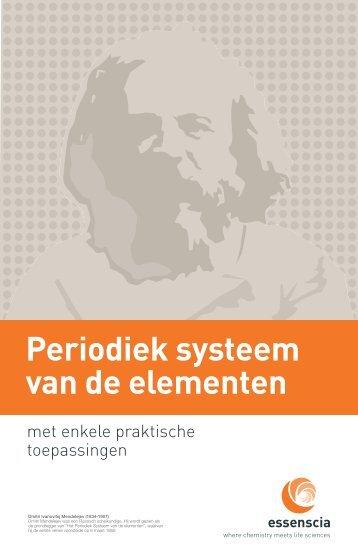 Tabel van Mendelejev