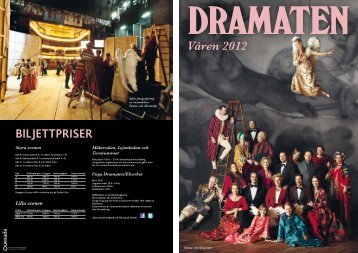 Stora scenen - Dramaten