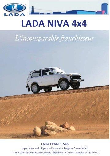 """LADA Niva """"M"""" - Garage Gardi"""