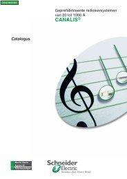 canalis - Schneider Electric