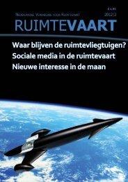 pdf (2.4 Mb) - Nederlandse Vereniging voor Ruimtevaart