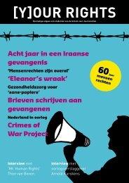 [Y]our rights - Liga voor de Rechten van de Mens