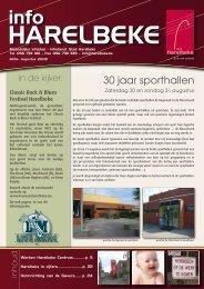 augustus - Stad Harelbeke