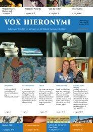 VOX Januari 2013 - USG Vox