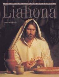 Maj 2004 Liahona