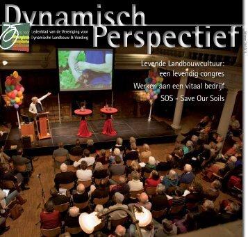 Levende Landbouwcultuur: een levendig congres ... - BD-Vereniging