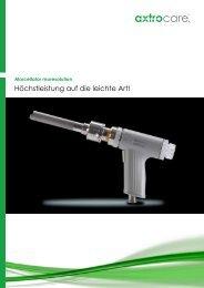 Imagebroschüre downloaden - Axtrocare GmbH