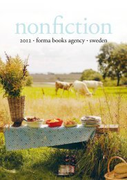 2012 • forma books agency • sweden