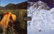 Garuda Mountaineering Tents by sister company Dana Design / K2