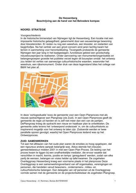 Kompas Hessenberg - Belvedere