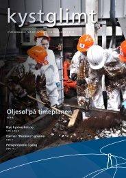 Oljesøl på timeplanen - Kystverket