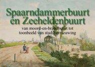 Spaarndammerbuurt en Zeeheldenbuurt - theobakker.net