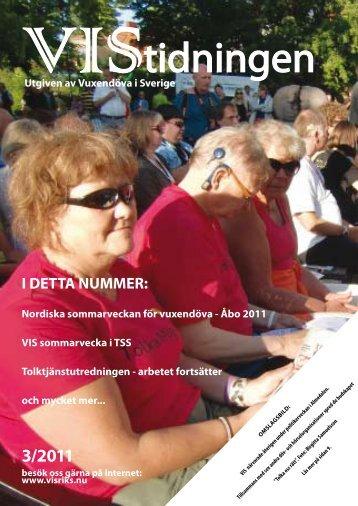VIStidningen 3/2011