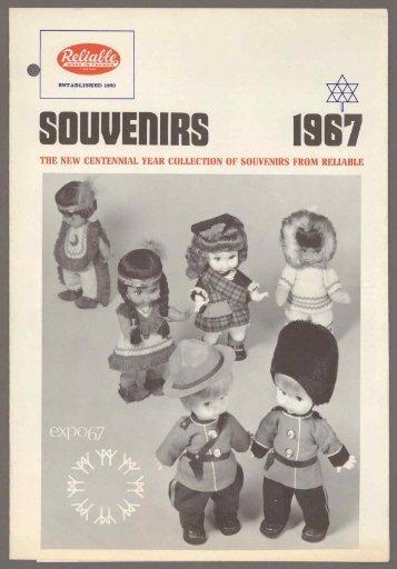 Souvenirs - 1967 PDF download - Canadian Museum of Civilization