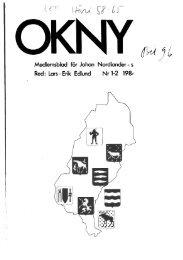 Nr. 1-2 1984 - Johan Nordlander sällskapet