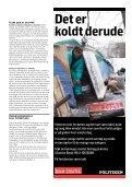 voldsom ulighed i sundhed - Hus Forbi - Page 5