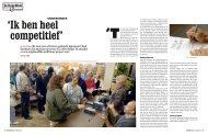 interview Na tien jaar schrijven verkocht debutant ... - Tim de Gier