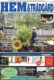 Landvetter ett centrum för trädgårds - Bulldog Media Group AB