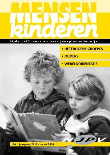 • heterogene groepen • ouders • wereldoriëntatie - Nederlandse ...
