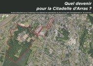 Quel devenir pour la Citadelle d'Arras - Ecole Nationale Supérieure ...