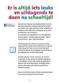 Naschoolse Activiteiten - Combiwel - Page 4