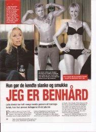 Jeg er benhård - Arndal Spa & Fitness
