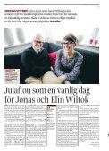 LÖRDAGJonas Grahn och hans fyrverkerier ... - Smålandsposten - Page 5