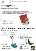 Hyr verktygen av oss - XL Bygg - Page 2