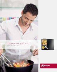 Catalogus 2010-2011 - Korkmaz Keukens