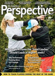 """Why Do We Assume the """"Good Coaches"""" Should Coach at Higher ..."""