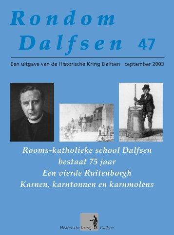 Rooms-katholieke school Dalfsen bestaat 75 jaar Een ... - Atlantis
