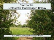 downloaden als PDF - Maasheggen Balgoy