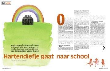 Leven Basisschool - Evert Nieuwenhuis