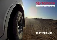 TGS TYRE GUIDE