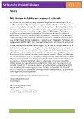 Stråkanalys, Projekt Fjällvägen - Page 2