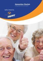 Informatiebrochure EMZ Charlois - Stichting Humanitas