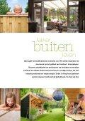 TUINHOUT CATALOGUS 2013 - Dijkstra Houthandel Wierden - Page 4