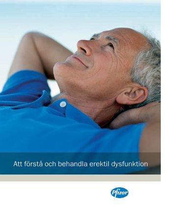 Att förstå och behandla erektil dysfunktion