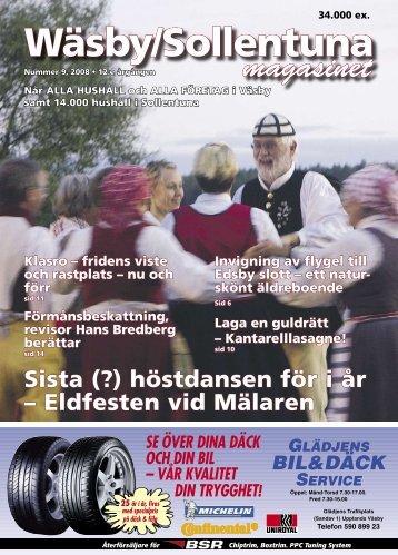 Väsbyjournalen nr 9, 2008