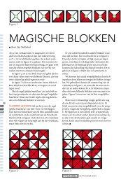 MaGIScHE BLOKKEn - Pythagoras