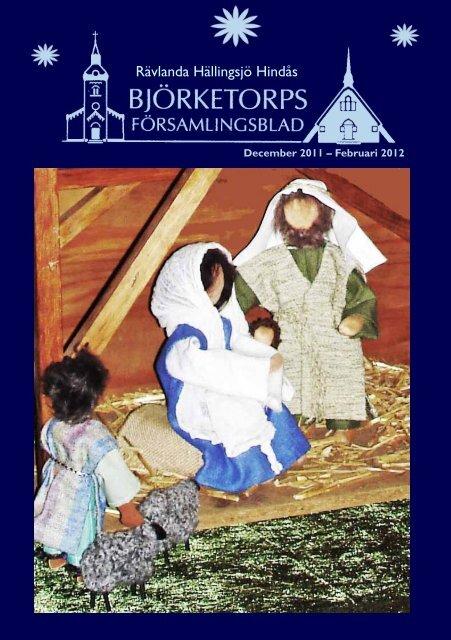 December 2011 - februari 2012 - Björketorps församling