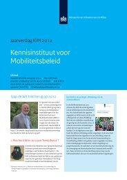 PDF document 1 Mb | 5 maart 2013 - Kennisinstituut voor ...