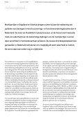 Zonder overheid minder metropolitaan groen? - Rooilijn - Page 7